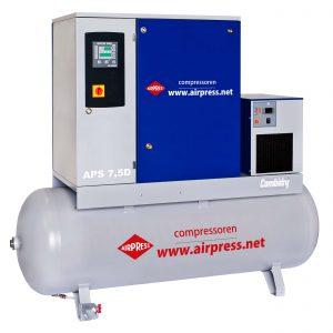 kompresor airpress APS-BD IVR 7,5 – 37 KW