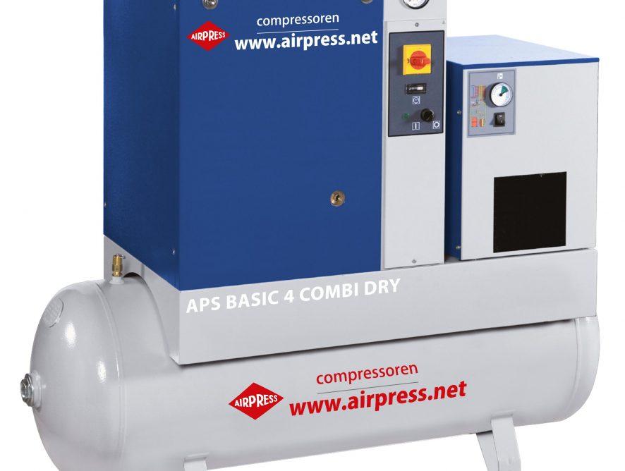 kompresor airpress APS BASIC 2,2 – 15 KW